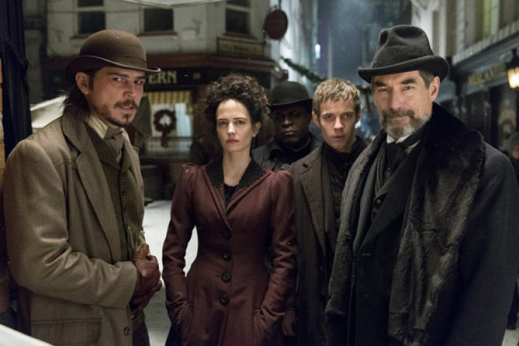 Penny Dreadful : La série gothique par excellence