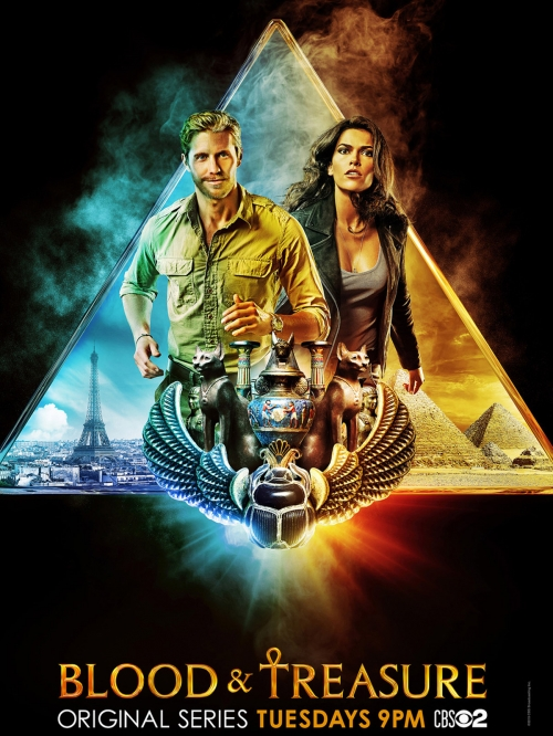 Blood and Treasure - Saison 1