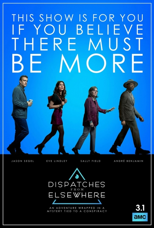 Dispatches From Elsewhere - Saison 1