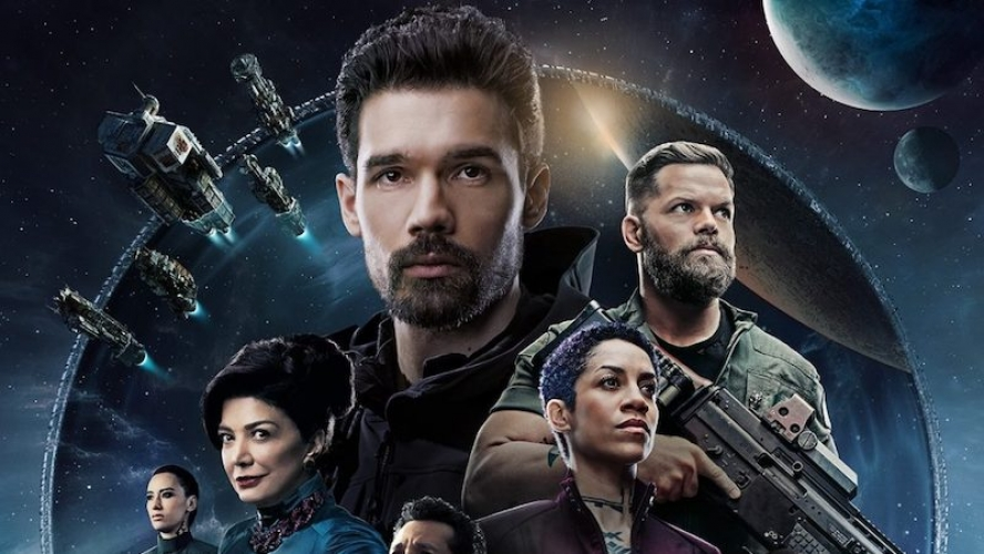 The Expanse est un chef-d'oeuvre de la science-fiction