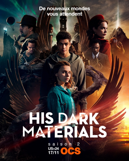 His Dark Material - Saison 2