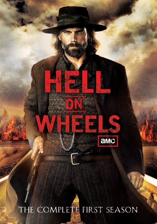 Hell on Wheels - Saison 1