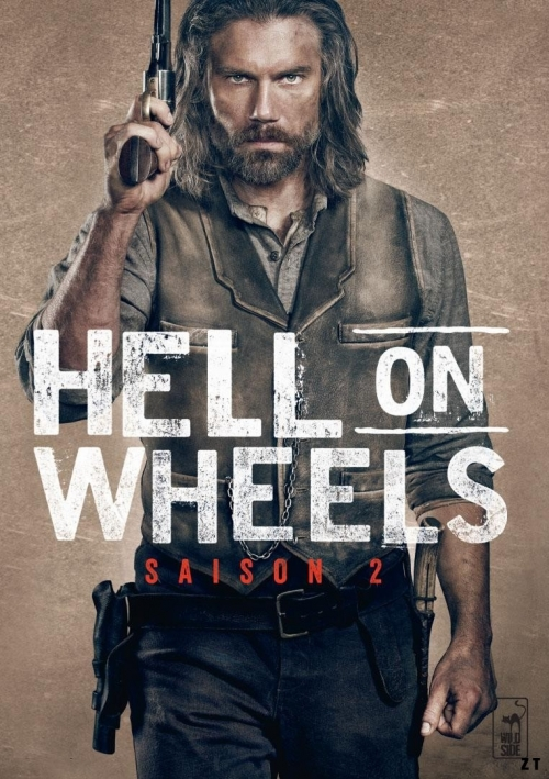 Hell on Wheels - Saison 2