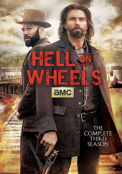 Hell on Wheels - Saison 3
