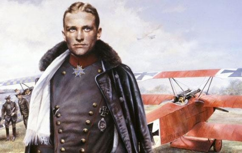 La fulgurante ascension de Manfred von Richthofen, le baron rouge